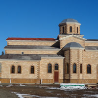 St. John the Forerunner Greek Orthodox Monastery Church